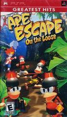 Ape Escape On The Loose