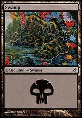 Swamp (291) - Foil on Channel Fireball