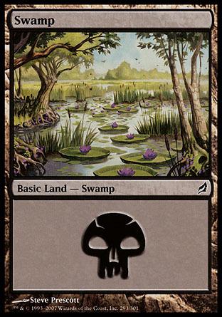 Swamp (293) - Foil