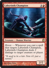 Labyrinth Champion - Foil