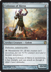 Colossus of Akros - Foil