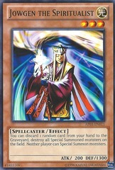 Jowgen the Spiritualist - AP03-EN015 - Common - Unlimited Edition on Channel Fireball