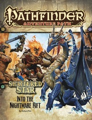 Pathfinder Adventure Path #65: Into the Nightmare Rift (Shattered Star 5 of 6)