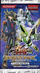 Duelist Pack 10: Yusei Fudo 3 1st Edition Booster Pack