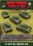 T-26 obr 1939 Light Tank company