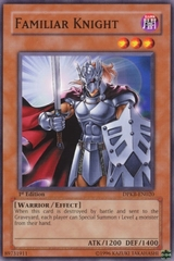Familiar Knight - DPKB-EN020 - Common - Unlimited Edition