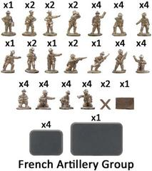 French Artillery Group