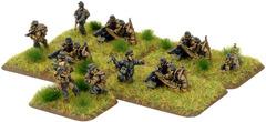 Gebirgsjäger HMG Platoon