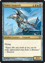 Tower Gargoyle on Channel Fireball