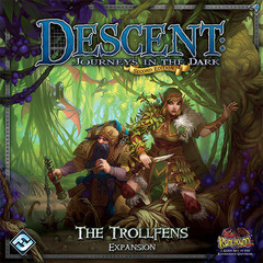 Descent: Journeys in the Dark (2nd Ed) - The Trollfens(In Store Sales Only)