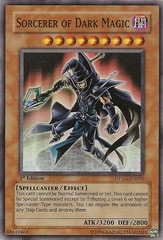 Sorcerer of Dark Magic - DPYG-EN010 - Super Rare - Unlimited Edition