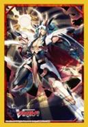 Cardfight! Vanguard Vol. 108 Nation Saving Lion, Grand Ezel Scissors Sleeves (53ct)