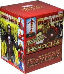 Marvel HeroClix: The Invincible Iron Man Gravity Feed Display