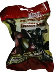Marvel HeroClix: Invincible Iron Man Gravity Feed 1-Figure Booster Pack