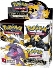 Black & White: Legendary Treasures Booster Display © 2013