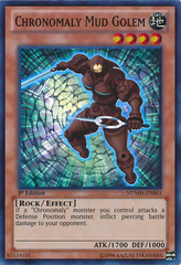 Chronomaly Mud Golem - NUMH-EN003 - Super Rare - Unlimited on Channel Fireball