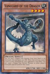 Vanguard of the Dragon - YSKR-EN025 - Common - 1st Edition