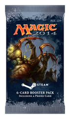 Magic 2014 Steam Booster Pack