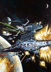 Art Sleeves - X-wing Assault