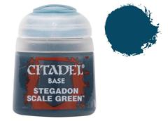 21-10 Base Stegadon Scale Green - 12ml