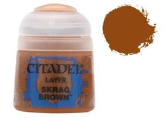 22-40 Layer Skrag Brown - 12ml