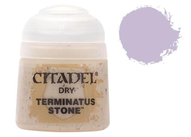 23-11 Dry Terminatus Stone - 12ml