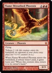 Flame-Wreathed Phoenix