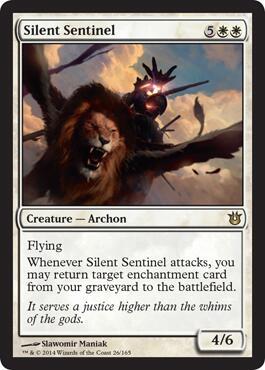 Silent Sentinel - Foil