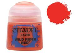 Wild Rider Red