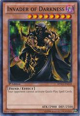 Invader of Darkness - BPW2-EN010 - Common - 1st Edition
