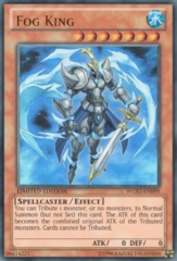 Fog King - BPW2-EN099 - Ultra Rare - 1st Edition