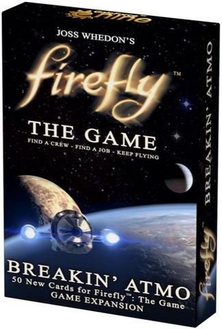 Firefly: The Game - Breakin Atmo