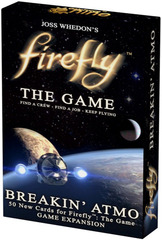 Firefly, The Game: Expansion - Breakin' Atmo