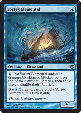 Vortex Elemental - Foil