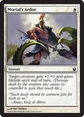 Mortal's Ardor - Foil