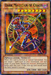 Dark Magician of Chaos - BP02-EN023 - Mosaic Rare - Unlimited