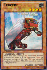 Truckroid - BP02-EN055 - Mosaic Rare - Unlimited