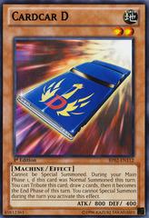 Cardcar D - BP02-EN112 - Rare - Unlimited on Channel Fireball