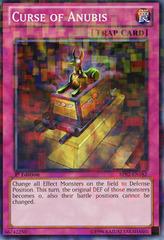 Curse of Anubis - BP02-EN182 - Mosaic Rare - Unlimited on Channel Fireball