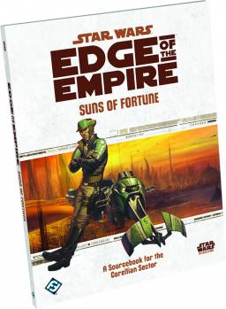 SWE07 - Edge of the Empire: Suns of Fortune