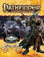 Pathfinder Adventure Path #60: From Hell's Heart (Skull & Shackles 6 of 6)