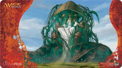 Born of the Gods Karametra, God of Harvests Play Mat for Magic on Channel Fireball