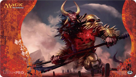 Born of the Gods Mogis, God of Slaughter Playmat for Magic