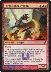 Forgestoker Dragon - Foil - Prerelease Promo