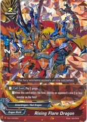 Rising Flare Dragon - TD01/0003EN - RR