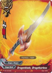 Dragonblade, Dragofearless - TD01/0014EN - C