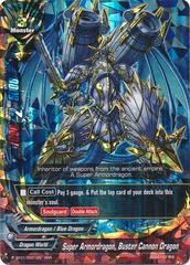 Super Armordragon, Buster Cannon Dragon - BT01/0001 - RRR