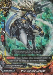 Pile Bunker Dragon - BT01/0003 - RRR