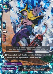 Demon Lord, Asmodai - BT01/0006 - RRR