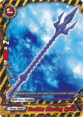 Boulder Piercing Spear - BT01/0095 - C